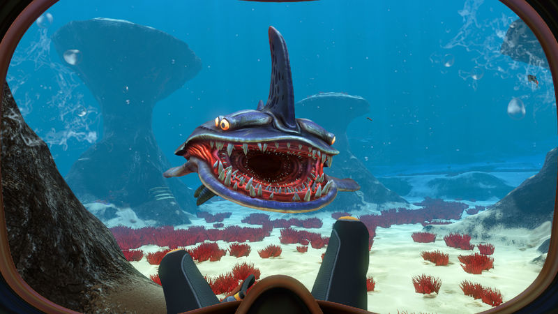 Epic Games Store users have been turning to Steam for Subnautica