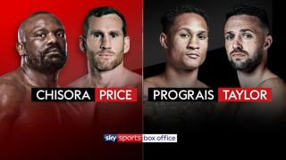Chisora v Price: How to watch the boxing live stream, from anywhere