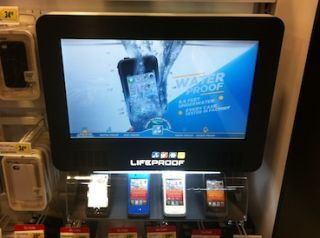 LifeProof Chooses BrightSign for POP Displays in Best Buy