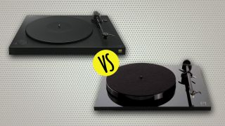Rega Planar 1 vs Sony PS-HX500: which record player should you buy?