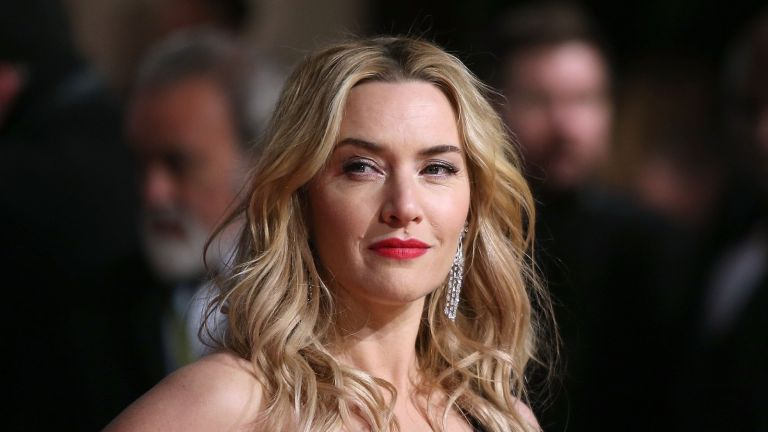 LONDON, ENGLAND - FEBRUARY 14: Kate Winslet attends the EE British Academy Film Awards at The Royal Opera House on February 14, 2016 in London, England. (Photo by Mike Marsland/Mike Marsland/WireImage)