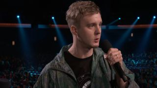 Ludvig Forssell at The Game Awards 2019