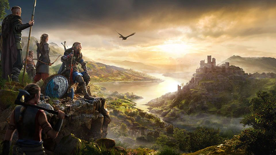 Amd Is Bundling Assassin S Creed Valhalla With Select Ryzen Cpus