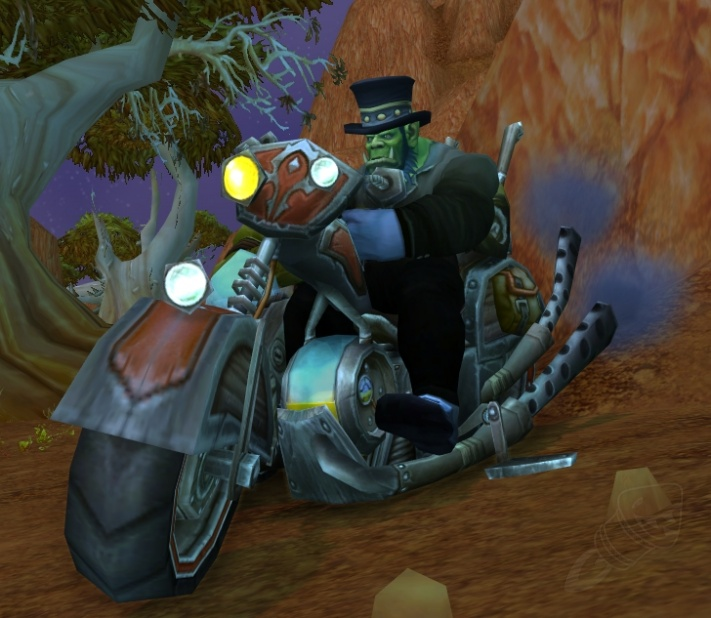 World Of Warcraft Will Get Its First Level 1 Mount - CINEMABLEND