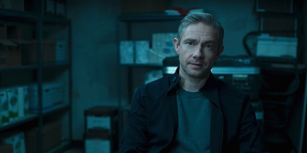 Martin Freeman as Everett Ross in Black Panther