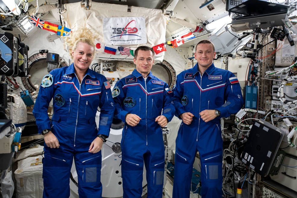 You can watch a NASA astronaut and 2 cosmonauts return to Earth in a Soyuz capsule tonight