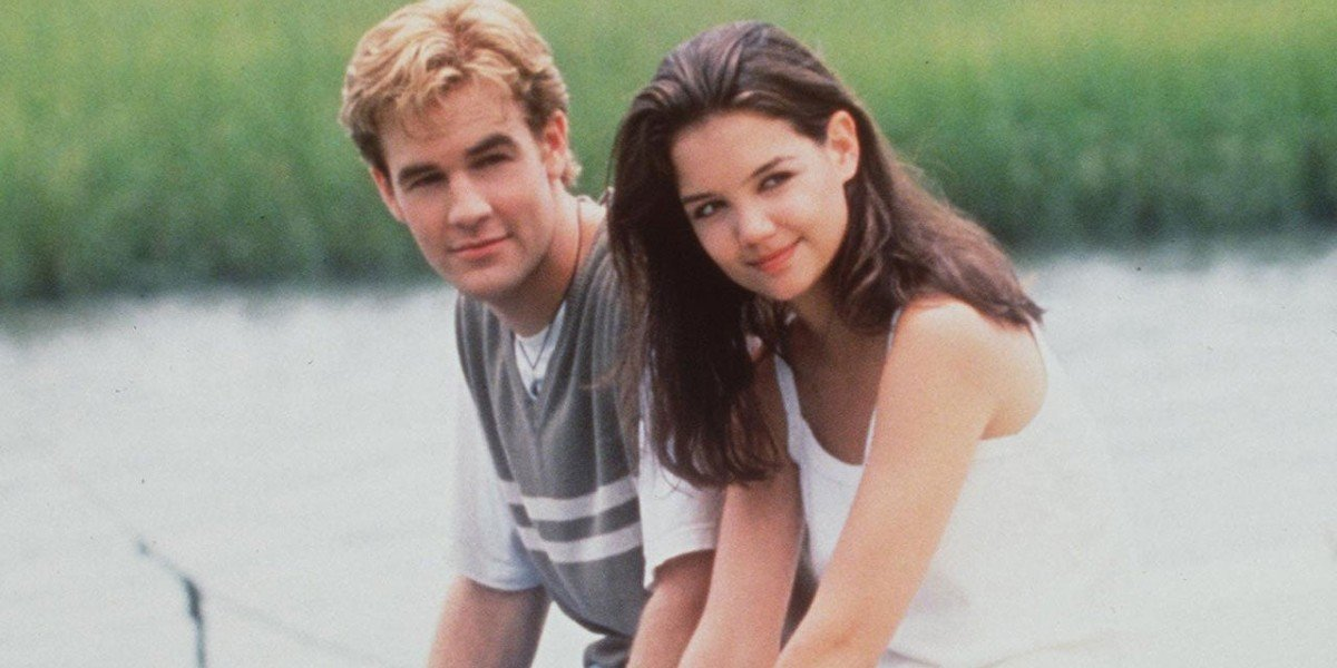 James Van Der Beek, Katie Holmes - Dawson's Creek