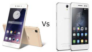 Oppo F1 vs Lenovo Vibe S1: The battle of camera phones
