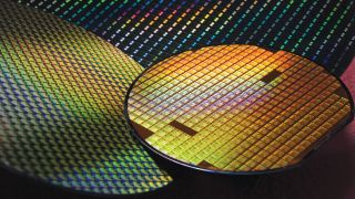 Taiwan Semiconductor Manufacturing Co. wafers