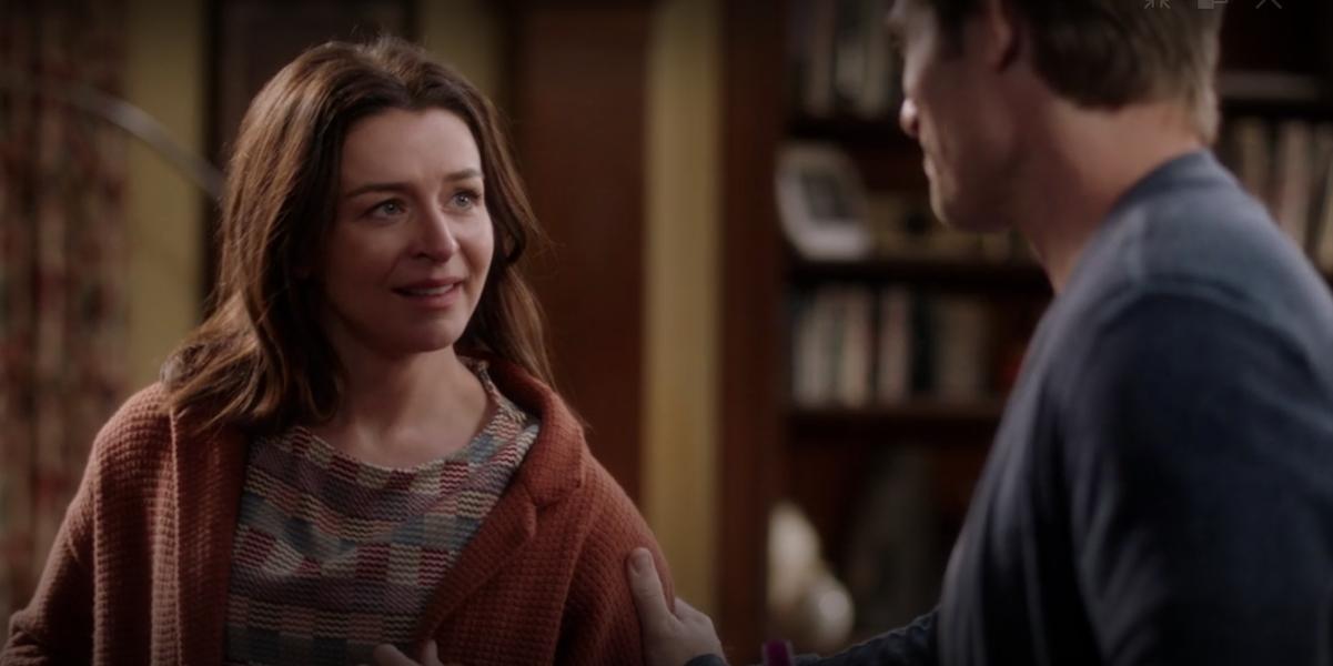Grey's Anatomy Amelia Shepherd Link at home