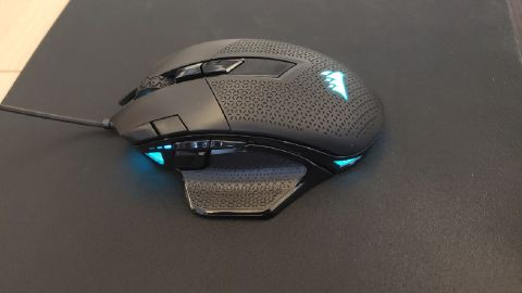 Corsair Night Sword gaming mouse review | PC Gamer