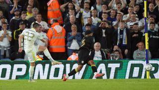 Leeds United v Crewe Alexandra – Carabao Cup – Second Round – Elland Road