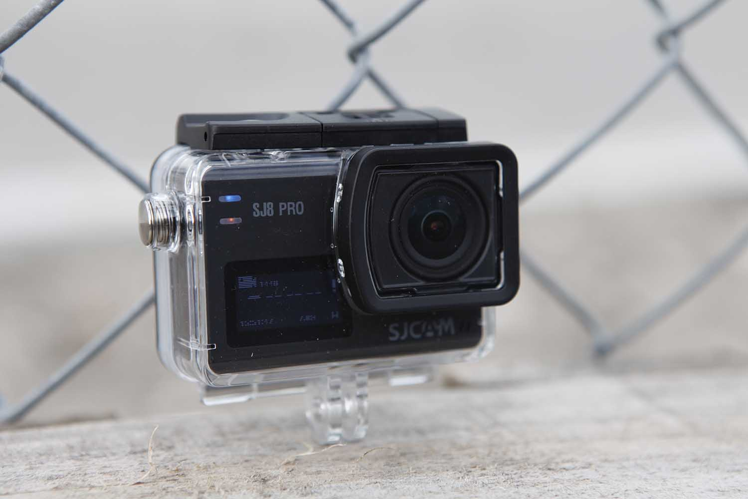 SJCam SJ8 Action Camera Review: A Good (and Cheap) GoPro Alternative