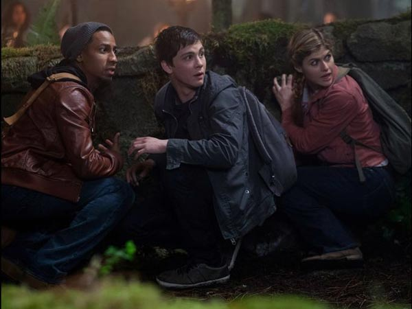 Percy Jackson Returning Stars