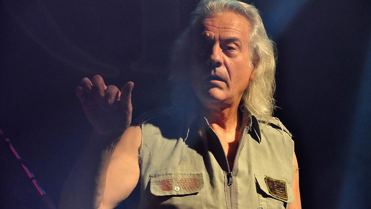 Uriah Heep's Phil Lanzon releases fantasy novel