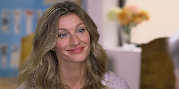 Gisele Bundchen CBS interview
