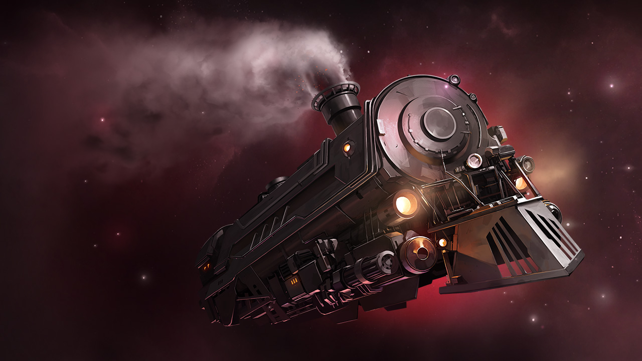 Sunless Skies' free story expansion, Vagabond, will be out next month