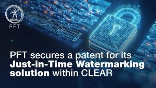 Prime Focus Technologies Just-in-Time watermarking