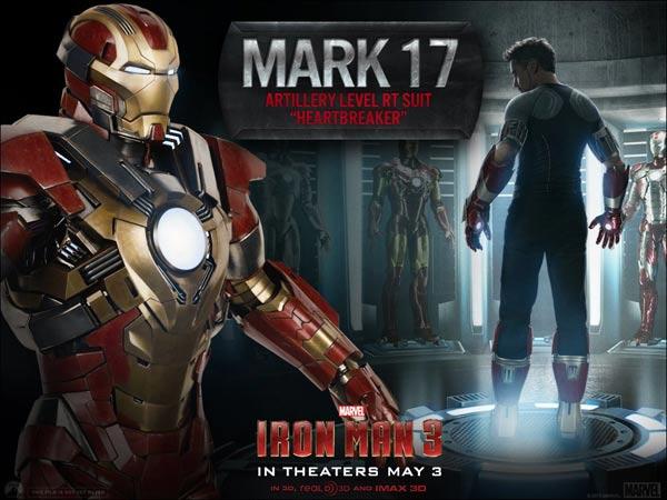 Iron Man 3 Heartbreaker