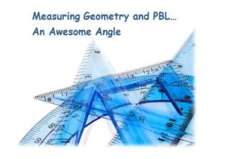 Free Geometry Project Based Learning: Discover An Amazing Open Education Resource