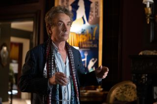 Martin Short in Only Murders in the Building