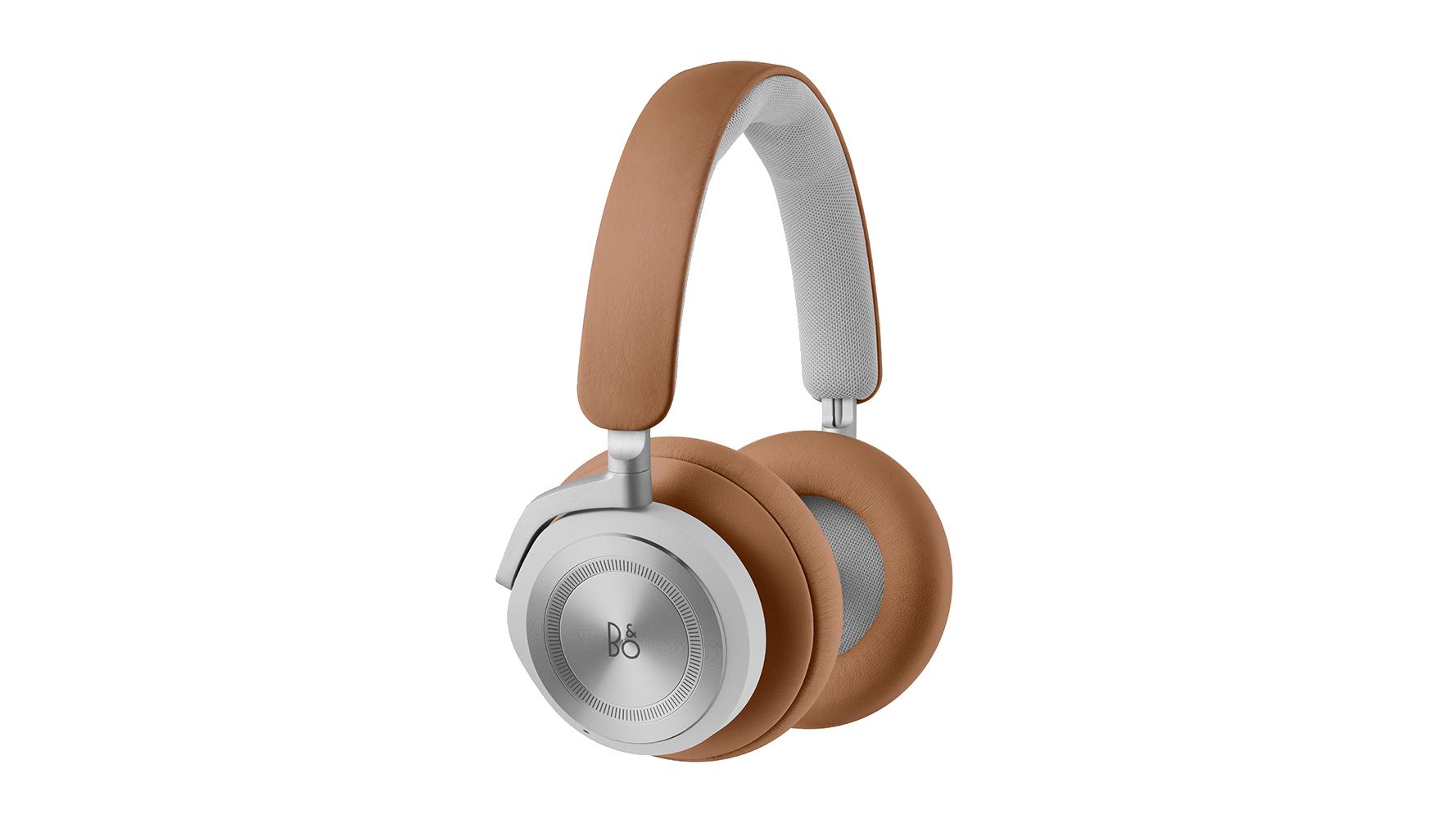 The Bang & Olufsen Beoplay HX headphones