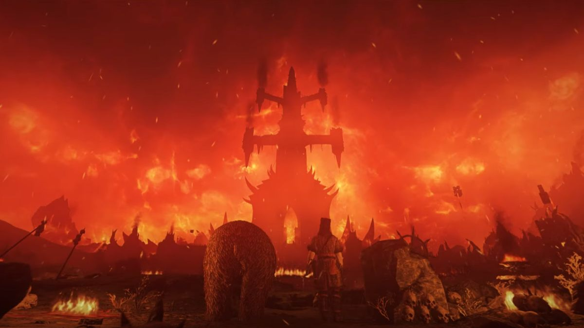 Total War: Warhammer 3 finally pits a polar bear against the god of skulls