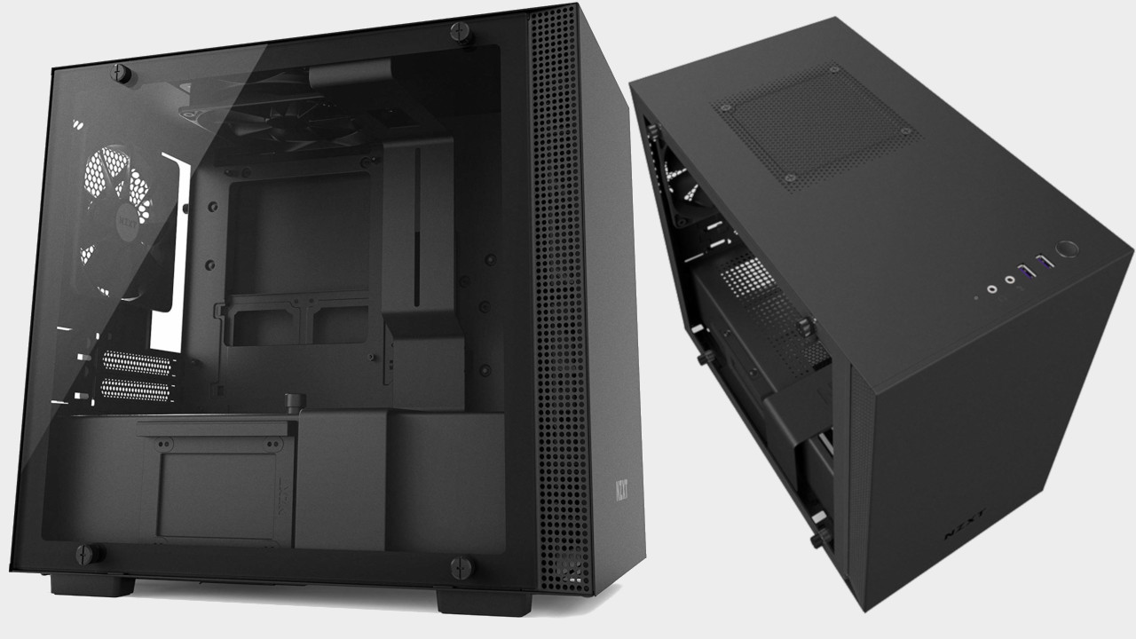 NZXT's H200 Mini-ITX case is only $67 right now | PC Gamer