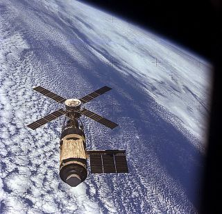 Skylab in Orbit