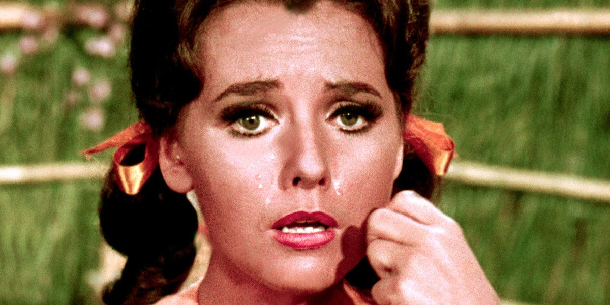Dawn Wells as Mary Ann in Gilligan's Island