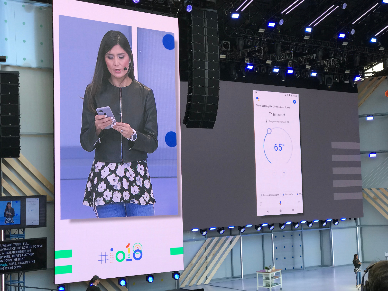 Google I/O 2018: What's New with Google Assistant, Android P