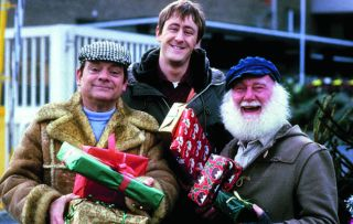 Christmas on Gold Only Fools Friday 1st December