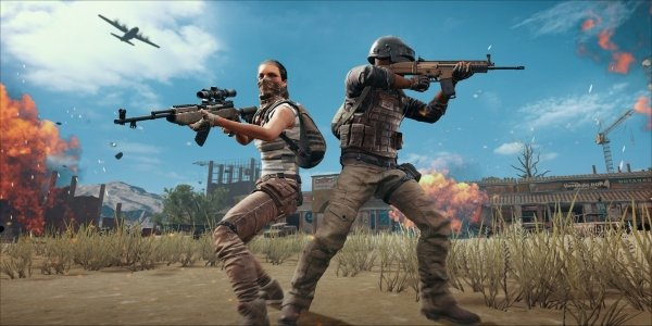 Evidence Pubg May Be Coming To Ps4 Cinemablend