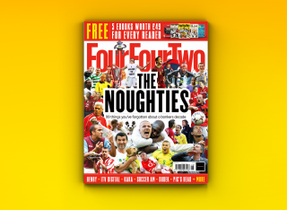 Get your hands on the Summer 2020 issue of FourFourTwo magazine – available in print or on iPad and iPhone – from May 26.