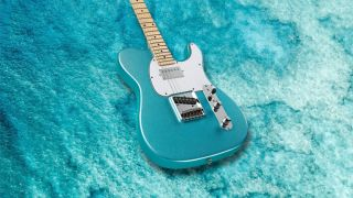 Guitar Center President's Day Sale: save 15% off G&L's Limited Edition Tribute ASAT Classic Bluesboy
