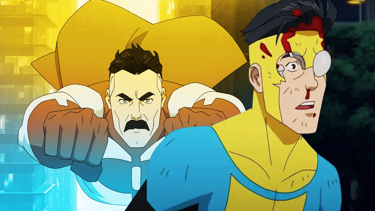 Invincible Season 2 - Daddy Issues