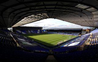Birmingham City v Derby County – Sky Bet Championship – St. Andrew's Trillion Trophy Stadium