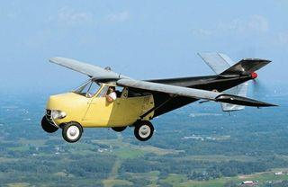 Roadable Aircraft