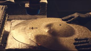 Sabian and A&F Drum Co. ANKH Series cymbals