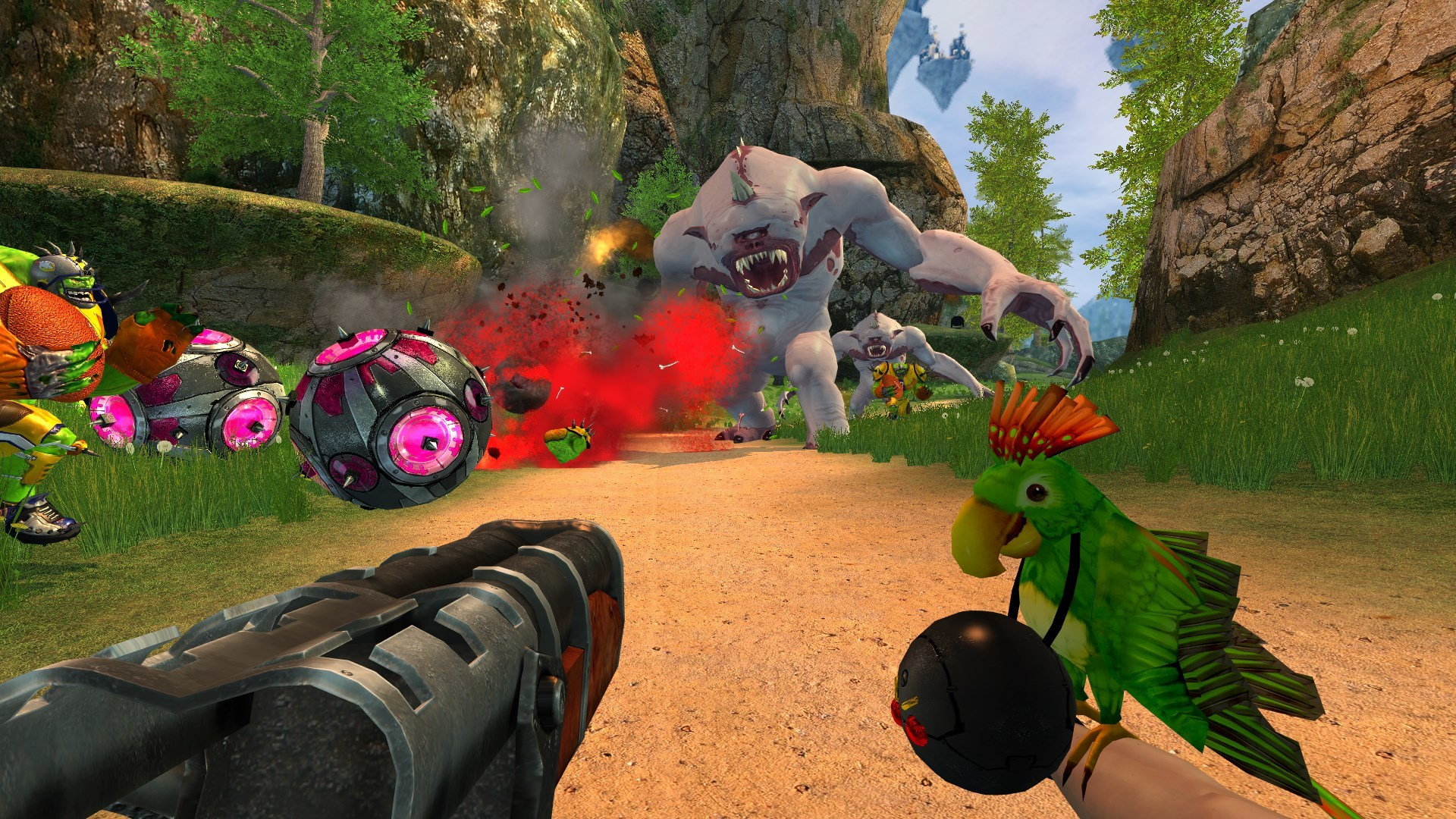 Serious Sam 2 gets a seriously big update 15 years after launch