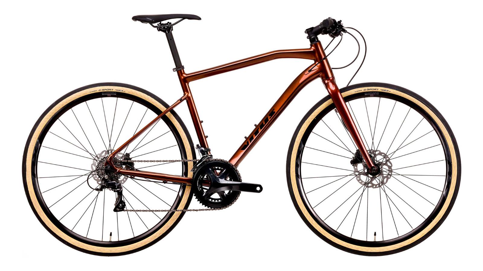 Best commuter bike: Vitus Mach 3 VRS