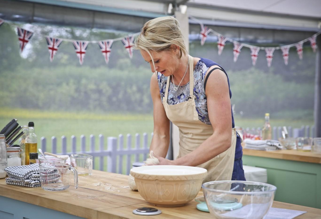 Great British Bake Off contestant Ugne Bubnaityte