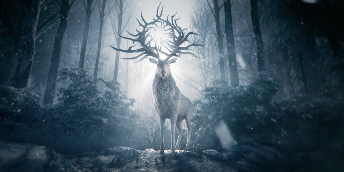 the stag in Shadow and Bone tv series