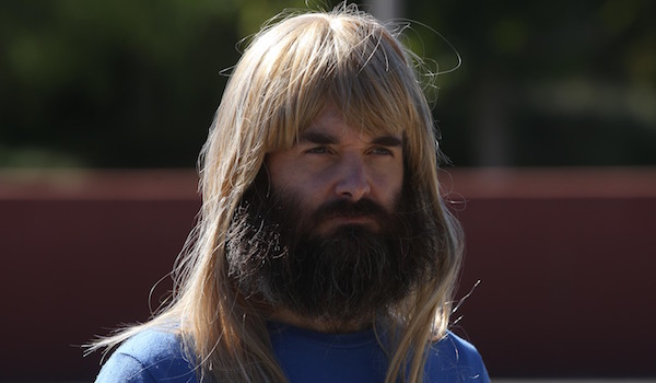 will forte crazy hair last man on earth tandy