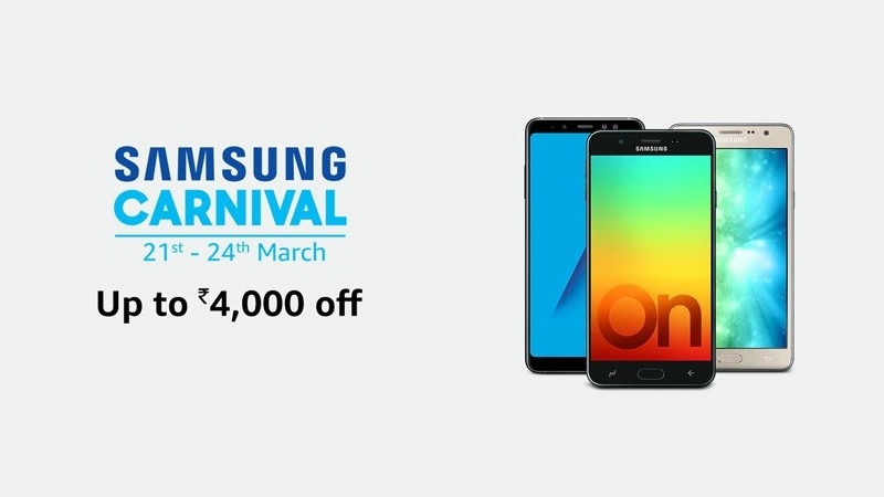 f1a7fced128896 Samsung Carnival on Amazon: best offers on mobile phones | TechRadar