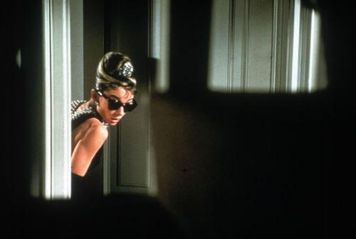 Breakfast at Tiffany's: Audrey Hepburn