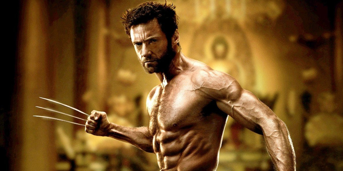 Hugh Jackman's Wolverine is ready to fight in The Wolverine (2013)