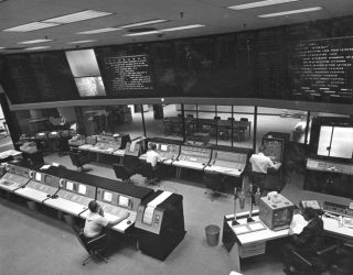 space history, nasa, jpl space flight operations