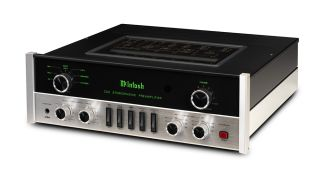 McIntosh replaces anniversary designs with C22 Mk V and MC1502 valve amps