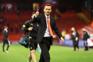 Aberdeen v BK Hacken – UEFA Europa Conference League – Second Qualifying Round – First Leg – Pittodrie Stadium